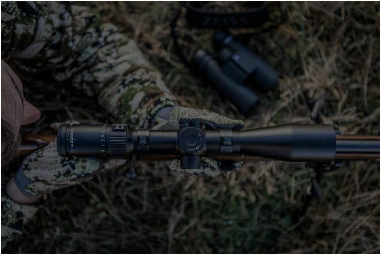 Hunting Optics | In Rut Rifles