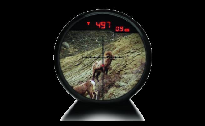 Burris Eliminator III LaserScope