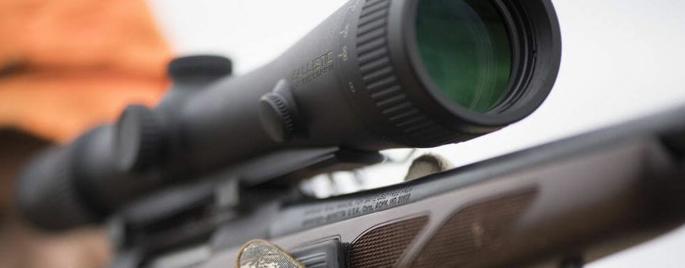 Burris Hunting Optics | IN-RUT Rifles