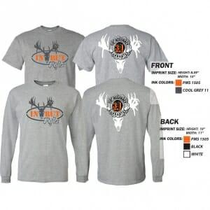 IN-RUT Rifles T-Shirt